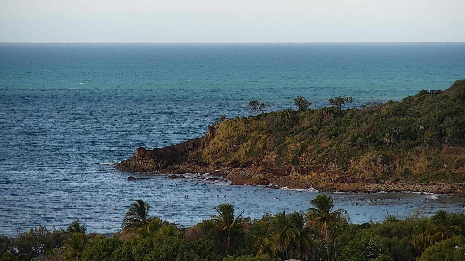 Agnes Water surfcam still image