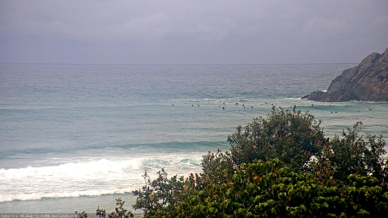 Cabarita surfcam still image