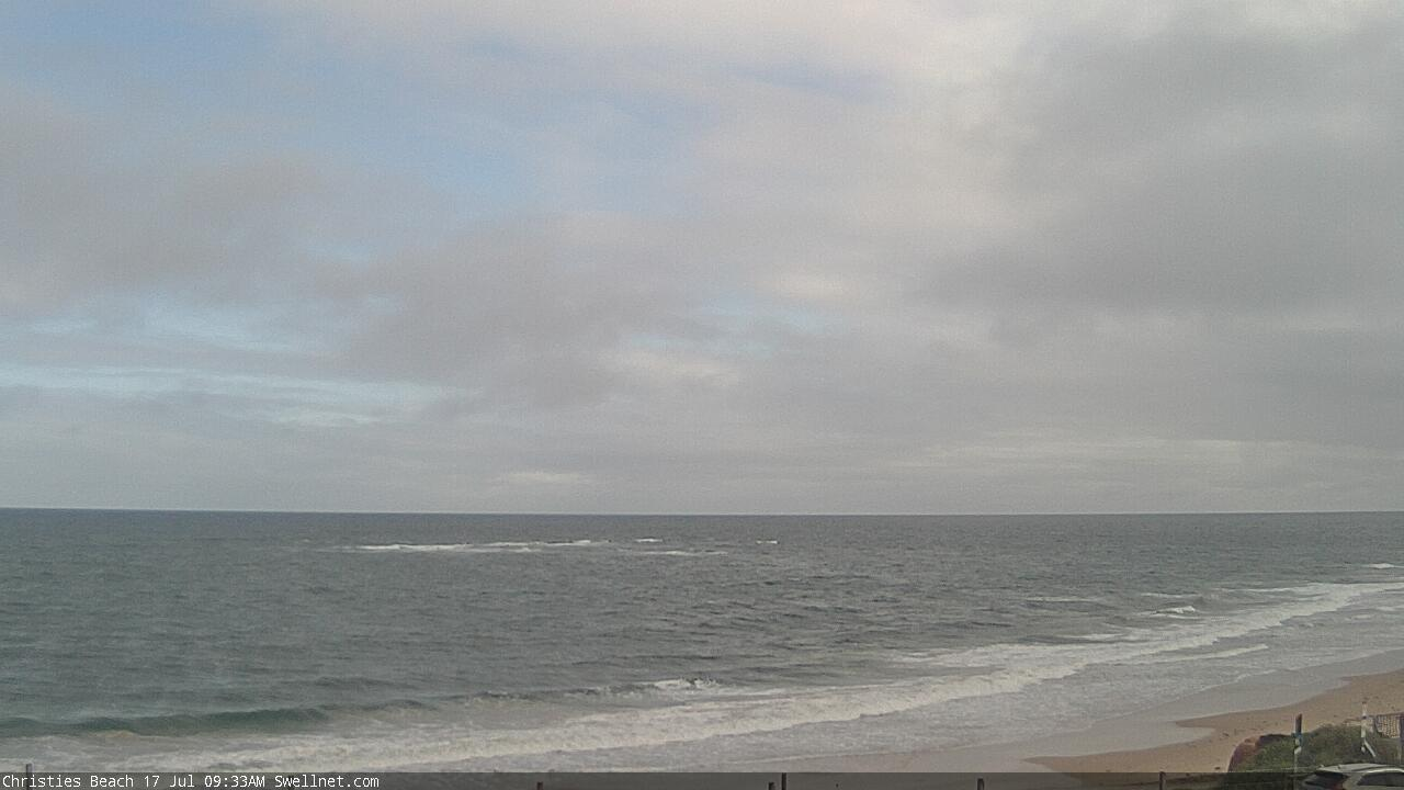 Christies Beach surfcam still image