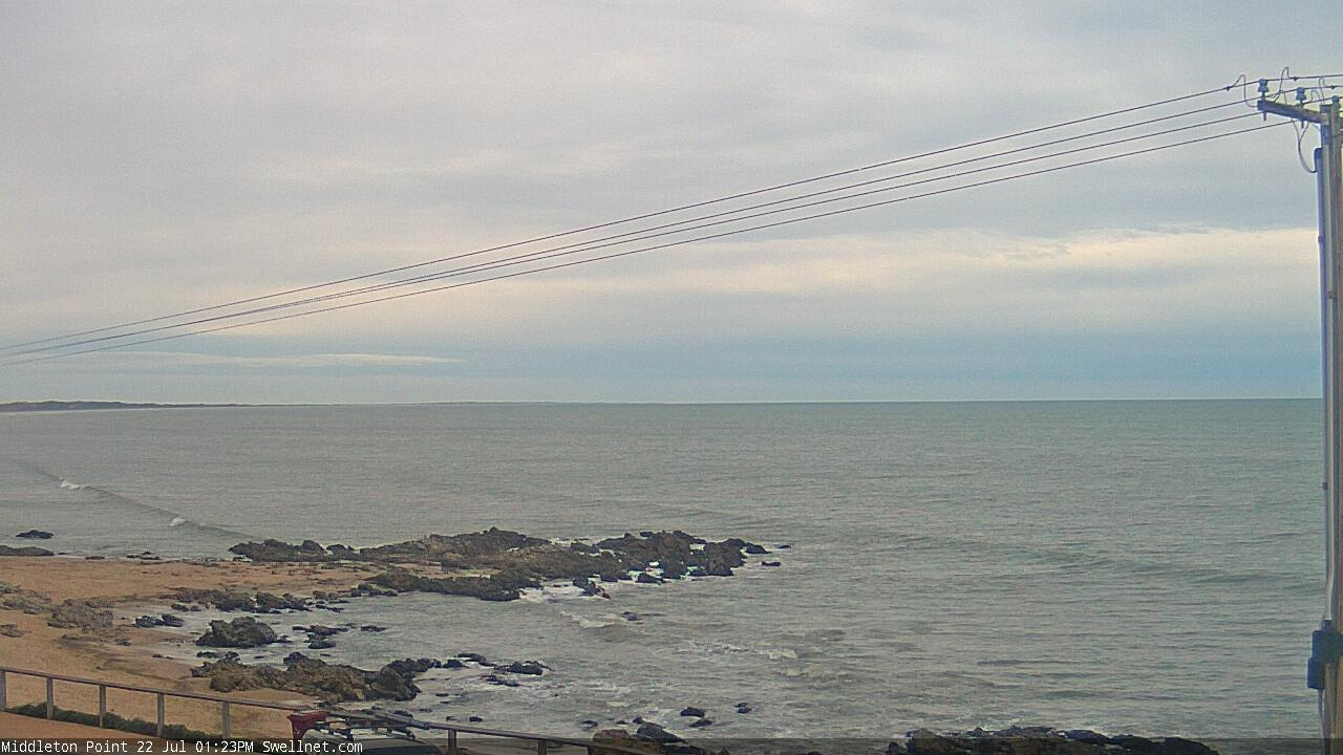 Middleton Point surfcam still image
