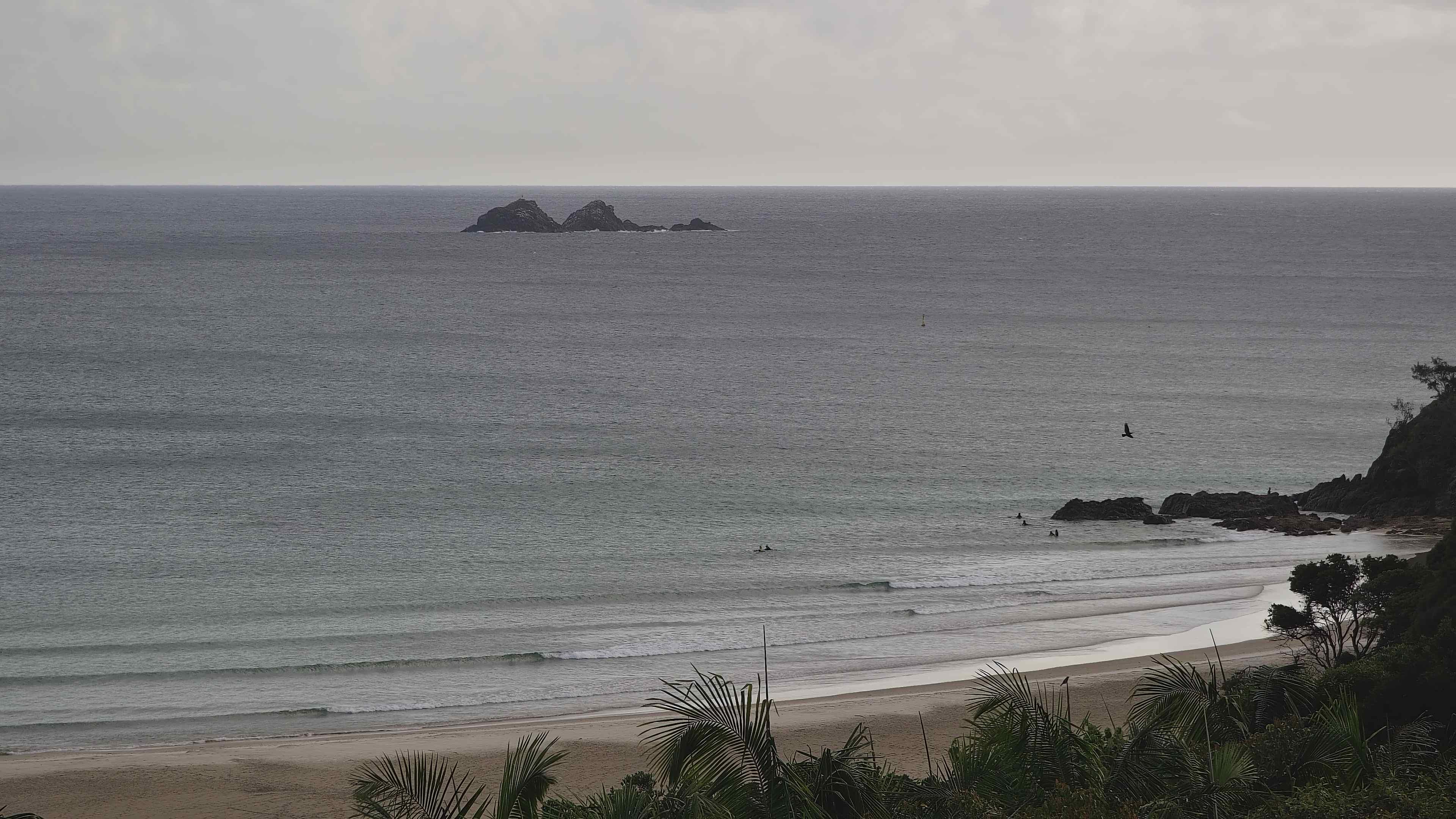 The Pass surfcam still image